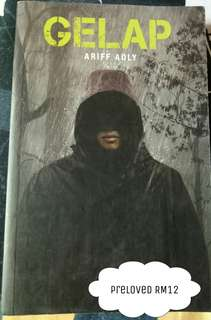Fixi Book : Gelap