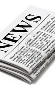 Looking for: old newspaper donation