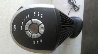 Electric fan 有遙控器可定時的電風扇