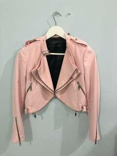 Zara jacket #mausupreme
