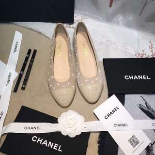 Chanel Chanel Ballet Flat
