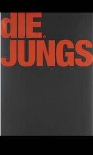 🚚 原價1300特價1000$DIE JUNGS EXO (韓國進口寫真書+DVD)