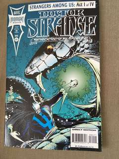 Doctor strange sorcerer supreme #64 1994 marvel comics shipping free on all purchases