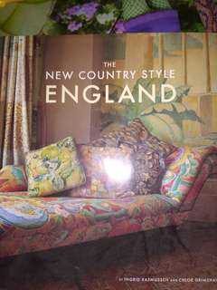 Hardcover country style english