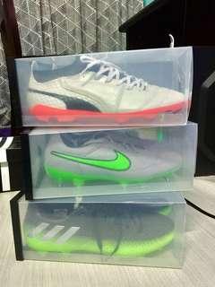 Shoes transparent box