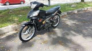 Moto lc 1st model