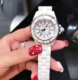 Chanel Ceramic Watch