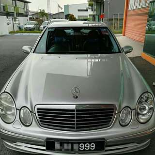 Mercedes Benz E200K 1.8 W211 (A) 03/06 - Kuantan