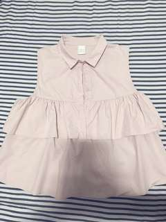 Pink Blouse/ Top