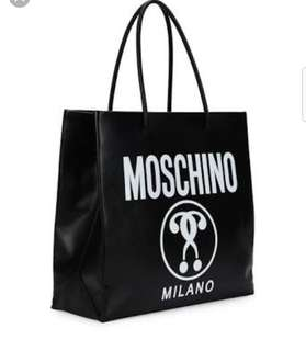 authentic moschino handbag