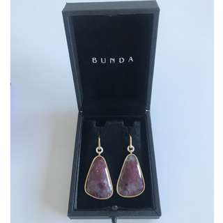 New Ruby Earrings valued at $2k