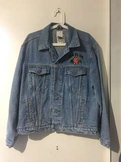 Vintage Jim Bean Denim Jacket