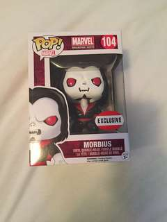 Pop vinyl marvel collector corps Morbius