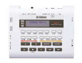 Yamaha MDP-5 sound module tone generator