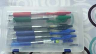 Pilot Box Set of 6 pens
