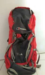 Tas hiking ori berghaus