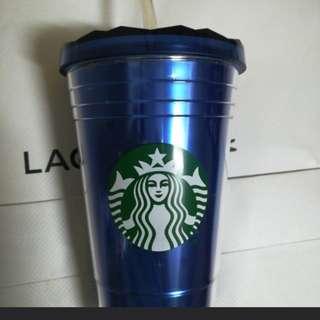 Starbucks Disneyland 60th anniversary limited edition tumbler