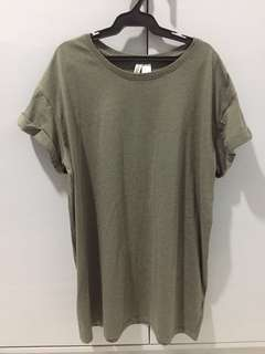h&m t-shirt (?) dress