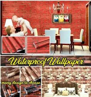 Wallpaper Sticker Wallpaper