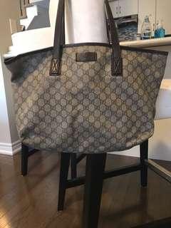 Gucci tote - authentic