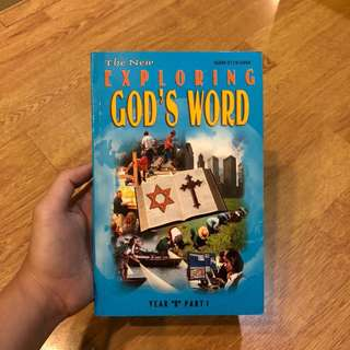 "The New Exploring God's Word - Year ""A"" Part III"