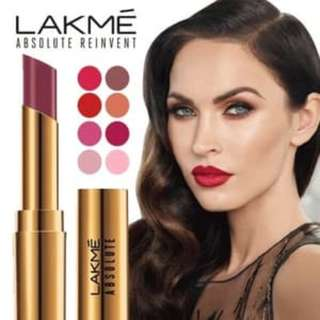 Lakme Absolute Reinvent Argan Oil Lip Color (PWP / Instant Couriers only)
