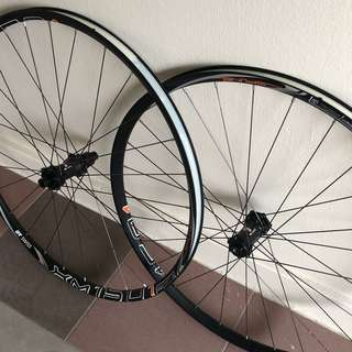 "27.5"" DT Swiss wheelset XM1501 (pair) Spline One"