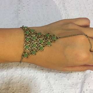 Two Way Ring and Bracelet