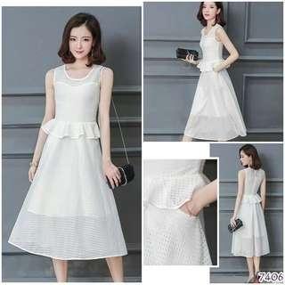 White dress;f@