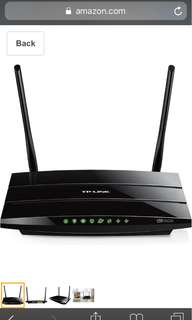 TP-LINK AC1200 wireless wifi router (Archer C5)