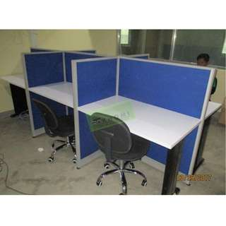 WORKSTIONS OFFICE PARTITIONS OFFICE CHAIRS TRAINING TABLES