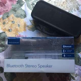 Insignia Bluetooth Speakers