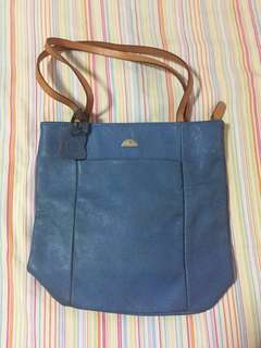 SALE:  Imported leather bag