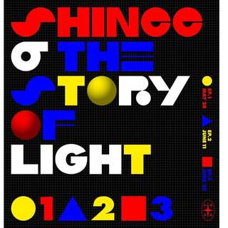 SHINEE 샤이니 - 6집 ['THE STORY OF LIGHT' EP.1 || EP.2]