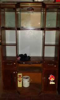 Tv rack shelve stand cabinet