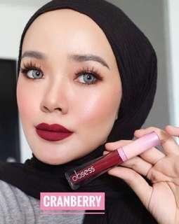 Obsess Cosmetics Liquid Matte Lipstick