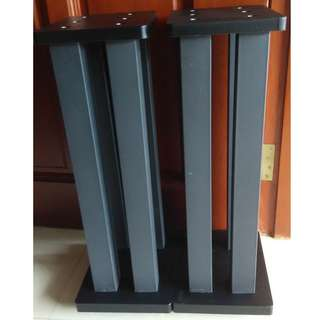 2 Ft Height Bookshelf Speaker Stands