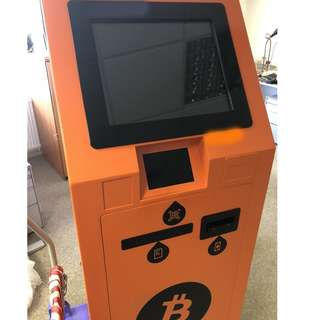 BITCOIN, LITECOIN, ETHEREUM AND OTHER CRYPTO ATM