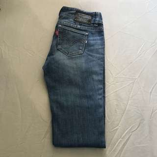 Levis jeans for teenager