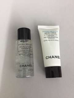 FREE Chanel items