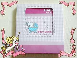 Hello Kitty Photo Album By Sanrio Baby Book