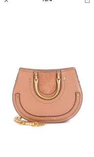 CHLOÉ Pixie Mini convertible belt bag
