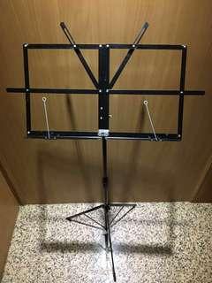 台製折疊樂譜架 鐵製樂譜架 樂器譜架 樂譜架