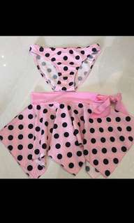 Brand new Bikini bottom & Wrap skirt!