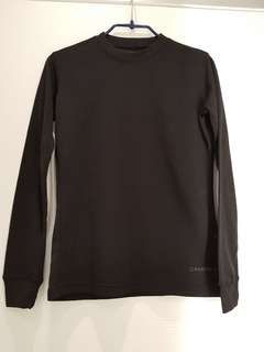 Black Thermal wear. $5