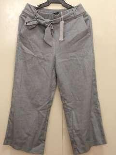 Crop Trousers (Zara TRF)