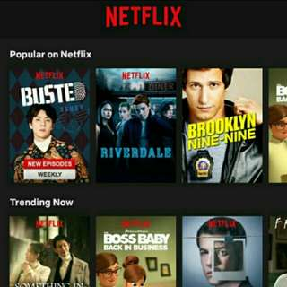 NETFLIX 1 MONTH PREMIUM ACCOUNT