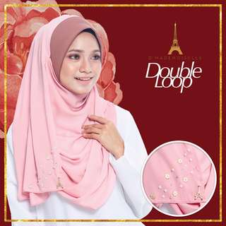 Dmademoiselle Scarves Double Loop