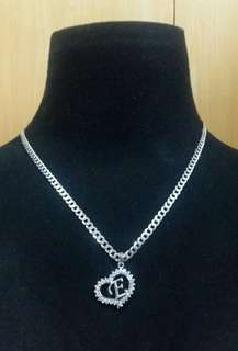 Italian 925 necklace with pendant