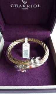 Charriol Two Tone Bracelet